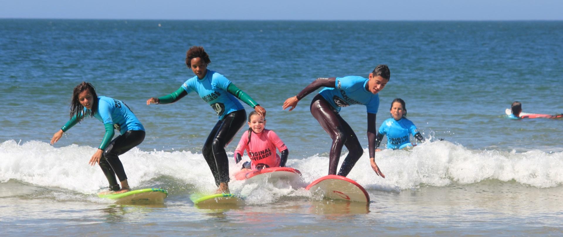 SAL SURFING SCHOOL
